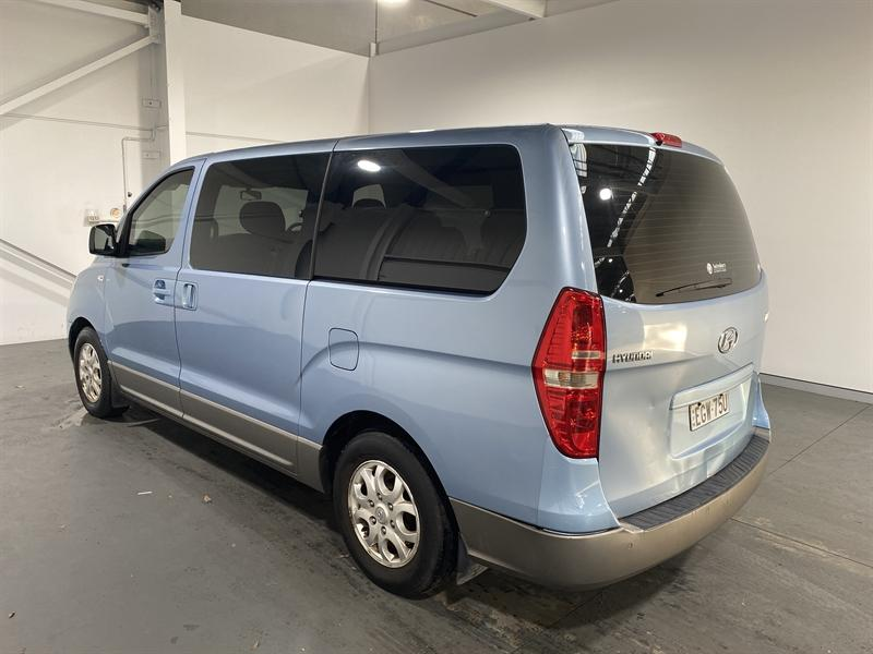 2010 HYUNDAI iMAX N/A TQ BLUE 5 SP MANUAL 4D WAGON F3 ...
