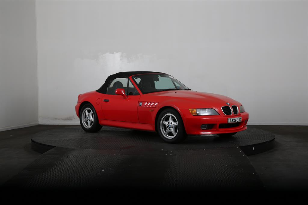 1997 Bmw Z3 N A N A Red 5 Sp Manual 2d Roadster Carnet Auctions